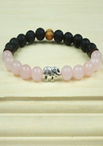 Unconditional Love Bracelet with Elephant