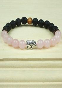 Unconditional Love Bracelet with Elephant